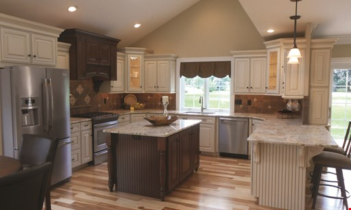 Product image for Classic Granite and Marble Countertops $100 off any countertop 50 sq. ft. or more