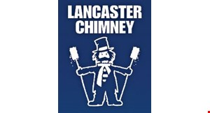 Product image for Lancaster Chimney Sweeps $15 off Chimney Cleaning