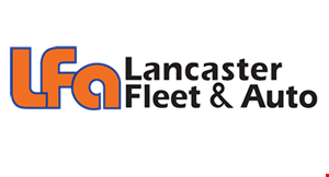 Product image for LANCASTER FLEET & AUTO $38.95 plus tax PA STATE INSPECTION & EMISSIONS any year car or truck.