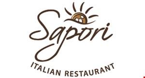 SAPORI ITALIAN RESTAURANT logo