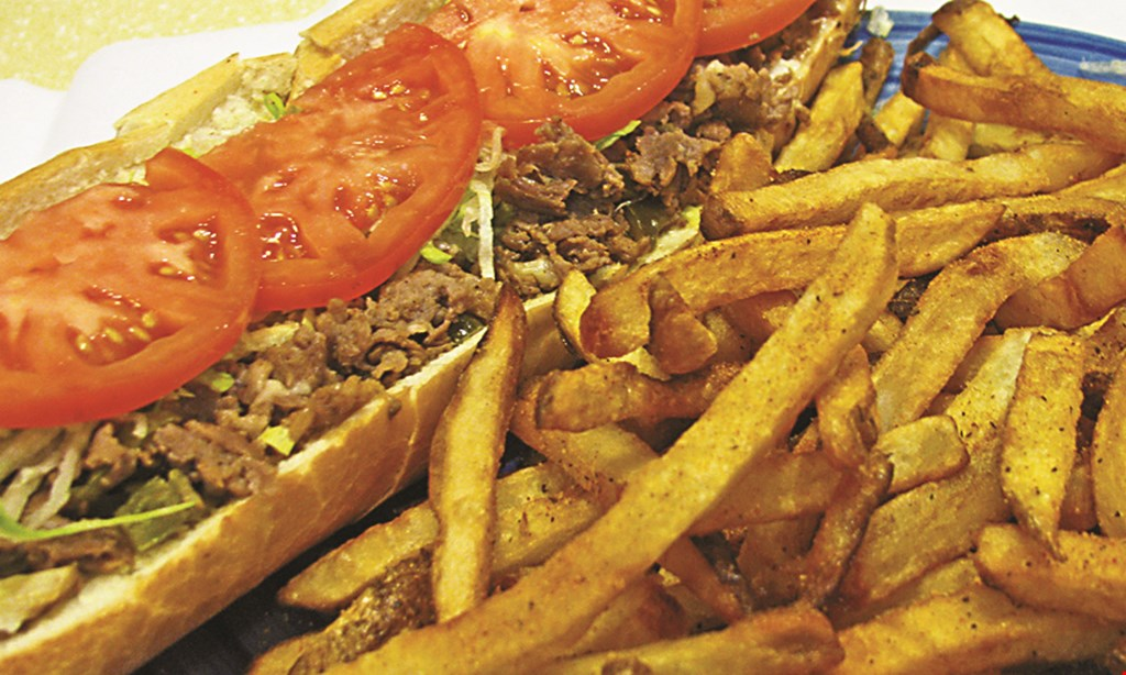 Product image for Steak Thyme Philly Cheesesteaks & More Free fries