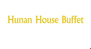 Hunan House Buffet logo