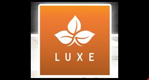 LUXE Lititz logo