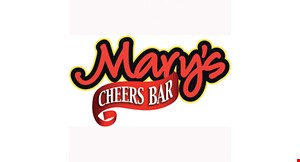 Mary's Cheers Bar logo