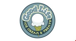 Good Life Ice Cream and Treats logo