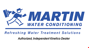 Product image for Martin Water Conditioning 10-20% off Kinetico Installation, Plus 12 to 48 months special financing on Kinetico systems over $499 with your synchrony financial credit card