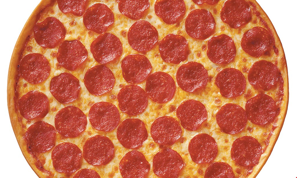 """Product image for Waterloo Exxon Pizza 20.99 20"""" FAMILY 1 Topping Pizza"""
