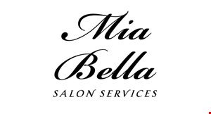 Mia Bella Salon Services logo
