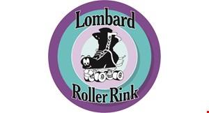 Lombard Roller Rink logo