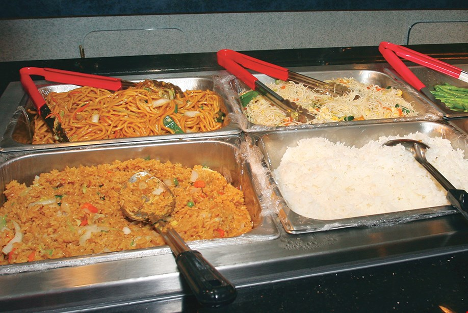 Product image for Mongolian Buffet 10% off any dinner buffet