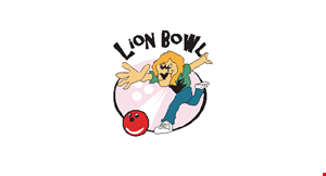 Lion Bowling Center logo