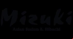 Mizuki Asian Fusion & Hibachi logo