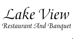 Lakeview Restaurant and Banquet logo