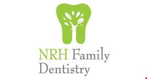 NRH Family Dentistry logo