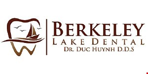 Berkeley Lake Dental logo