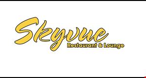 Skyvue Restaurant & Lounge logo