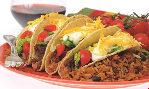 Product image for OLD MEXICO MEXICAN RESTAURANT $5 off any order of $30 or more one coupon per table. NOT VALID WITH SEPARATE CHECKS.
