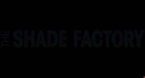 The Shade Factory logo