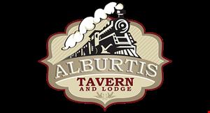 Alburtis Tavern and Lodge logo