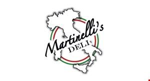 Martinelli's Deli logo