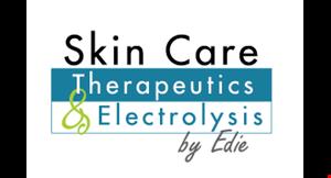 Skin Care Therapeutics & Electrolysis By Edie logo