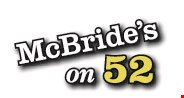 Product image for Mcbride's on 52 $10 OFF any purchase of $50 or more