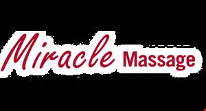 Miracle Massage logo