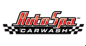 Autospa Car Wash logo