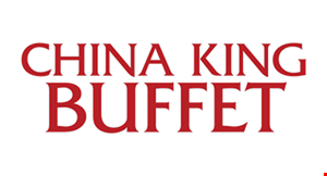 China King Buffet logo