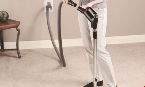 Product image for Kirkwood's Sweeper Shop Inc. $129 20 Point Tune-Up Central Vacuum.