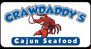Crawdaddy's Cajun Seafood logo