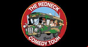 THE REDNECK COMEDY BUS TOUR logo