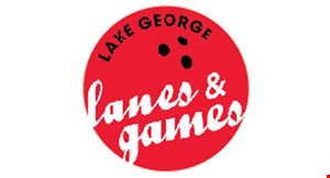 Product image for Lake George Lanes & Games $20 For $40 Toward Bowling, Laser Tag & More