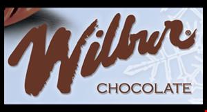 Wilbur Chocolate logo