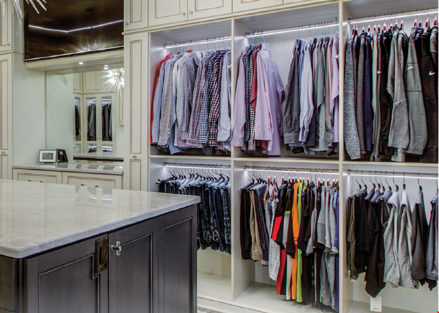 Product image for Closet Factory $250 off plus FREE Installation on purchases of $2500 or more.