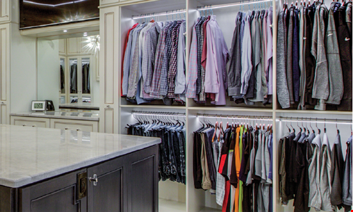 Product image for Closet Factory $250 off plus FREE Installation on purchases of $2500 or more