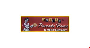 MOTHER'S PANCAKE HOUSE & RESTAURANT logo