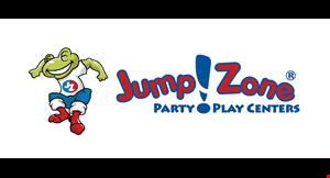 JUMP ZONE - BUFFALO GROVE logo