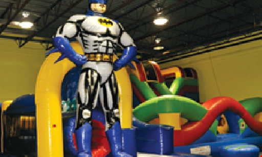 Product image for JUMP ZONE - BUFFALO GROVE $2 off any open play session