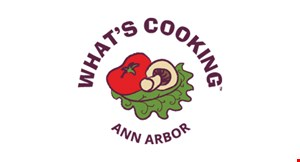 What's Cooking! Ann Arbor logo