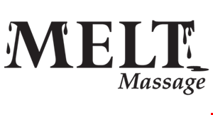 Melt Massage logo