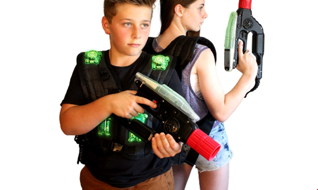 Product image for Ultrazone Laser Tag 3 Games For $15 Per Person