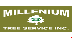 Product image for Millenium Tree Service Inc. 10% off stump grinding.