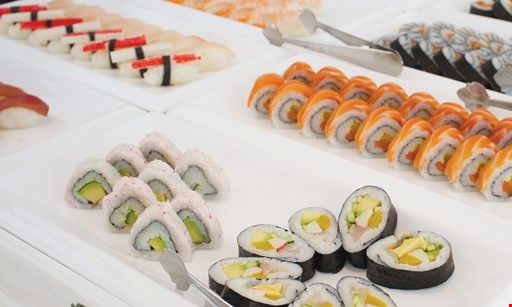 Product image for Ichiban Seafood Buffet 10% Off With Purchase Of 4 Adult Buffets & 4 Drinks also valid for Buffet To Go orders