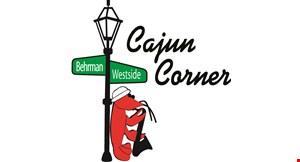 Cajun Corner Seafood Kitchen logo