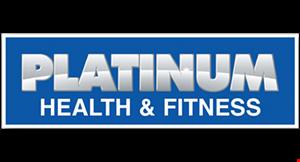 Platinum Health & Fitness logo