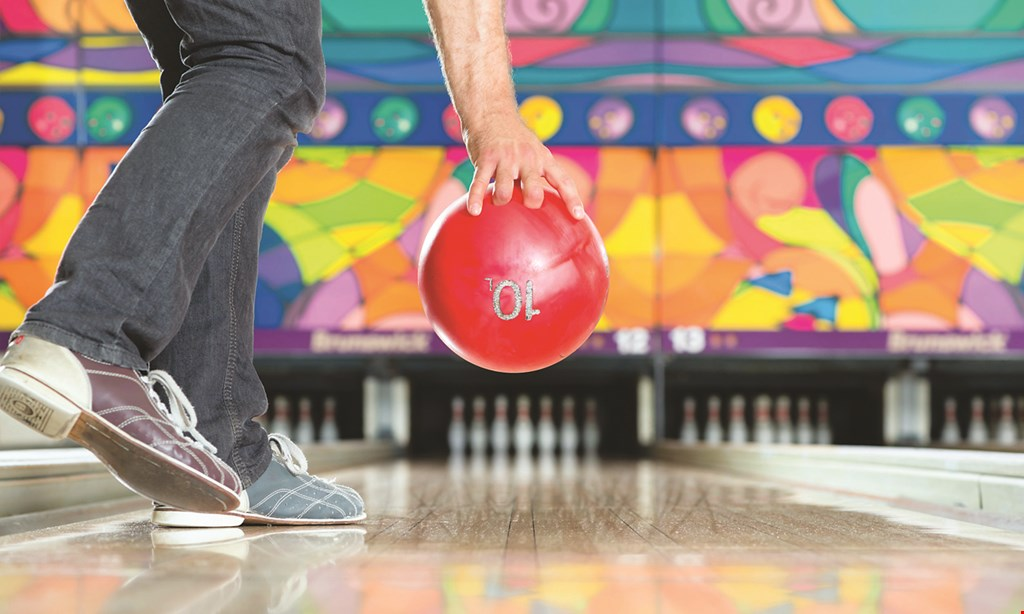 Product image for Chacko's Family Bowling Center Free shoe rental for an adult or child
