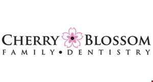 Product image for Cherry Blossom Family Dentistry $50 whitening