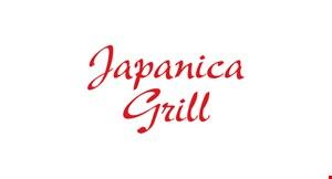 Japanica Grill logo