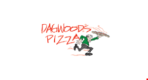 Product image for Dagwoods Pizza $3 off any large pizza 2 or more toppings